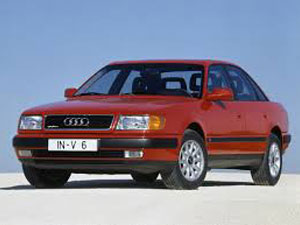 Технические характеристики Audi 100 100 S4 (4A, C4) 1991-1994 г.