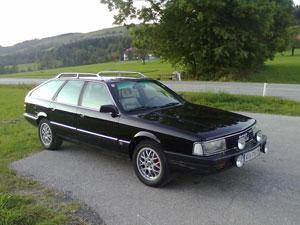 Технические характеристики Audi 100 100 Avant 1.8 (44, 44Q, C3) 1983-1988 г.