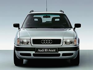 Технические характеристики Audi 80 80 Avant 2.6 E Quattro (8C, B4) 1991-1995 г.
