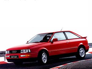 Технические характеристики Audi Coupe 2.3 E 20V 1989-1991 г.