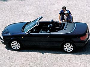 Технические характеристики Audi Cabriolet 1.8 5V 1991-2000 г.