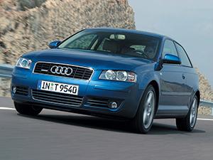 Технические характеристики Audi A3 2.0 FSI 2003-2005 г.