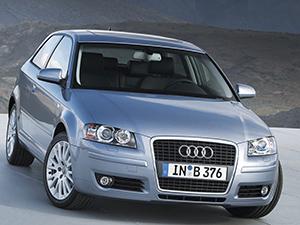 Технические характеристики Audi A3 2.0 TDI 2005-2008 г.