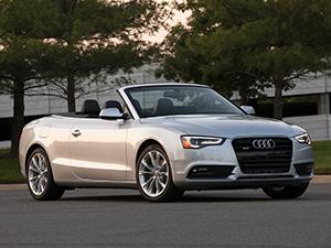 Технические характеристики Audi A5 Cabriolet 3.0 TFSI Quattro 2011- г.