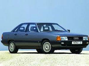 Технические характеристики Audi 100