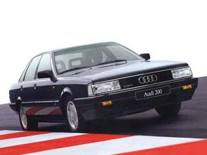 Технические характеристики Audi 200