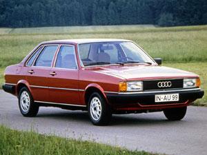 Технические характеристики Audi 80
