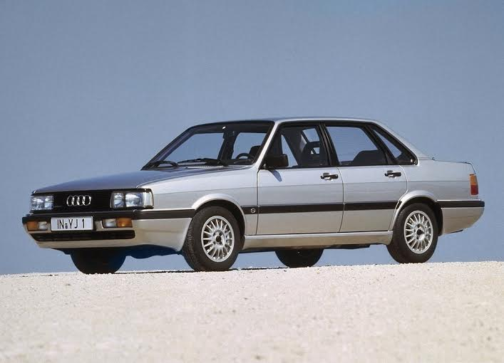 Технические характеристики Audi 90