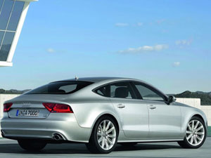 Технические характеристики Audi A7