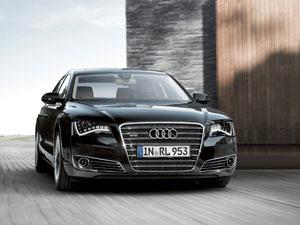Технические характеристики Audi A8