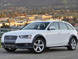Технические характеристики Audi Allroad