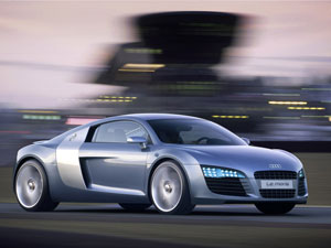 Технические характеристики Audi Le Mans