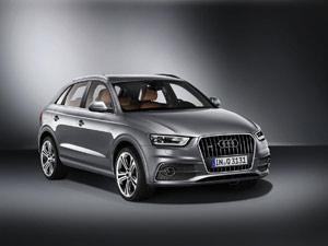 Технические характеристики Audi Q3
