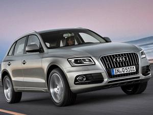 Технические характеристики Audi Q5