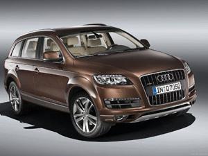 Технические характеристики Audi Q7