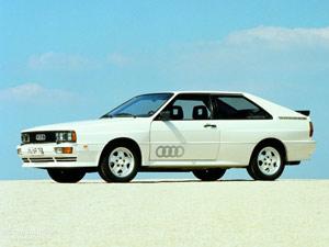 Технические характеристики Audi Quattro