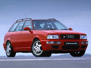 Технические характеристики Audi RS2