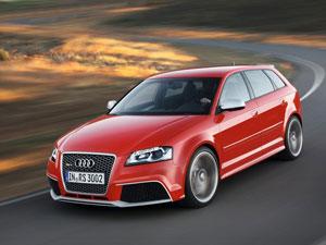 Технические характеристики Audi RS3