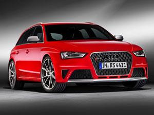 Технические характеристики Audi RS4