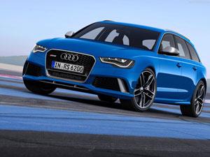 Технические характеристики Audi RS6