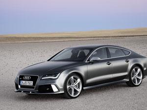 Технические характеристики Audi RS7