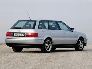 Технические характеристики Audi S2