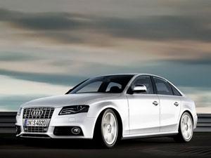 Технические характеристики Audi S4