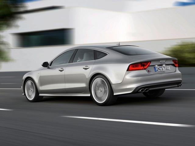 Технические характеристики Audi S7