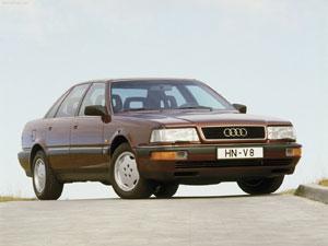 Технические характеристики Audi V8