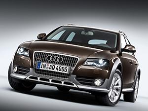 Технические характеристики Audi A4 2.0 TFSI Quattro 2011- г.