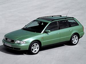 Avant (8D, B5) с 1996 по 1999
