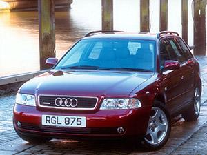 Avant (8D, B5) с 1999 по 2001