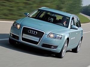Технические характеристики Audi A6 2.7 TDI 2005-2008 г.
