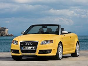 Технические характеристики Audi RS4 4.2 FSI Quattro 2006-2008 г.