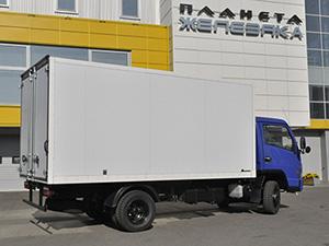 BAW Fenix 33462 2 дв. бортовые 33462Y