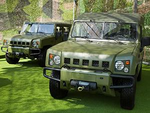 Beijing BJ 2021 M6 Cherokee 5 дв. внедорожник BJ 2021 M6 Cherokee