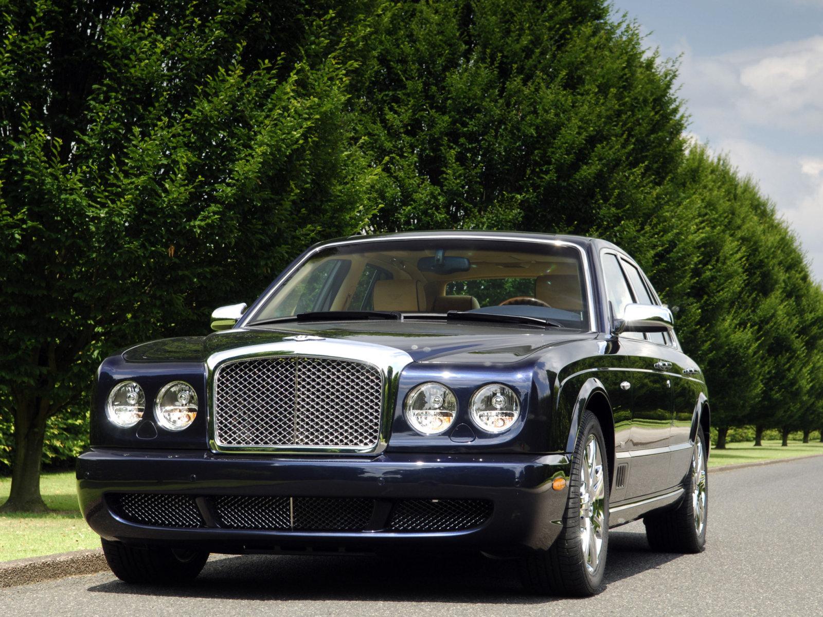 Bentley Arnage без смс