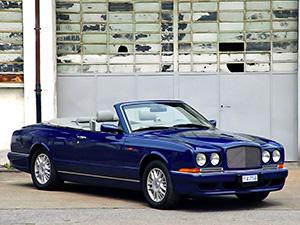Bentley Azure 2 дв. кабриолет Azure