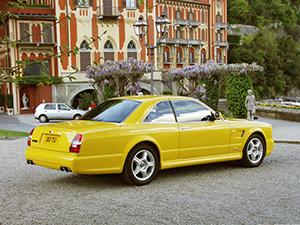 Bentley Continental 2 дв. купе Continental