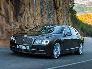 Bentley Continental Flying Spur 4 дв. седан Continental Flying Spur
