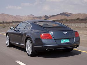 Bentley Continental GT 2 дв. купе Continental GT