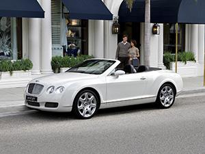 Bentley Continental GTC 2 дв. кабриолет Continental GTC