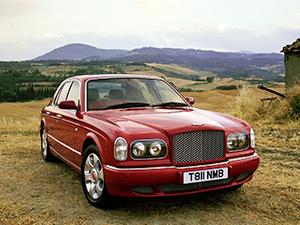 Технические характеристики Bentley Arnage Red Label 1998-2002 г.