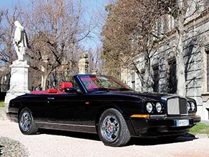 Технические характеристики Bentley Azure