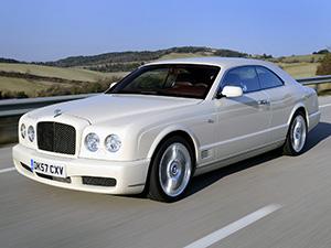 Технические характеристики Bentley Brooklands