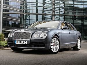 Технические характеристики Bentley Continental Flying Spur