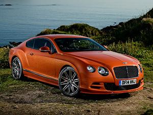 Технические характеристики Bentley Continental GT