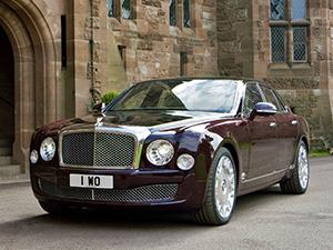 Технические характеристики Bentley Mulsanne