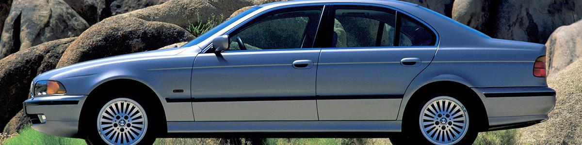 BMW 5 серия iv e39 технические характеристики