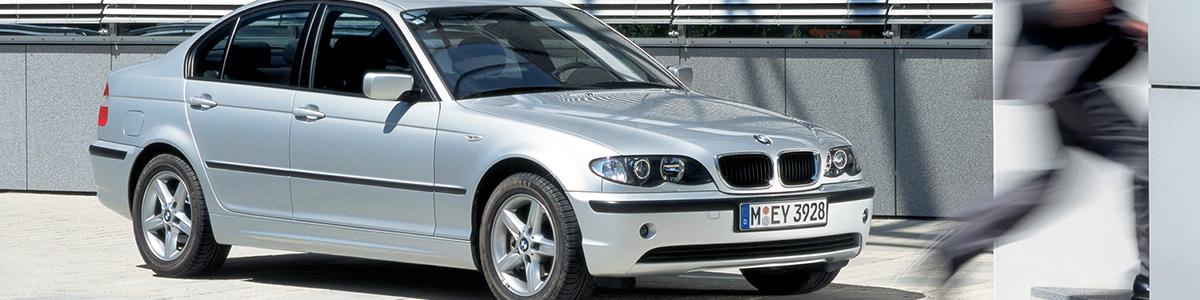 BMW 3 серия iv e46 расход топлива